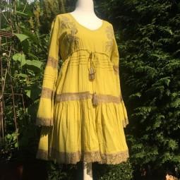 Bohemian Sommerkleid - SALE bis Größe 46