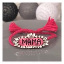 Unikat - Mama Armband