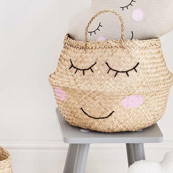 Herzteil-Smile-Belly-Basket