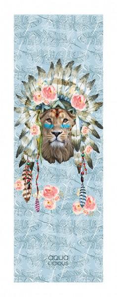 Lion King Yogamatte von Aqua Licious