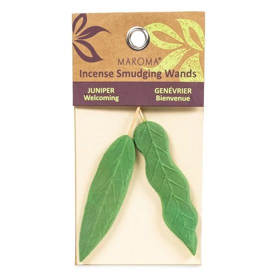 Maroma Fair Trade Smudge Weihrauchblätter Wacholderbeere