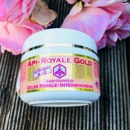 Old Fashioned & toll - Gelee Royal und Honig Intensivcreme