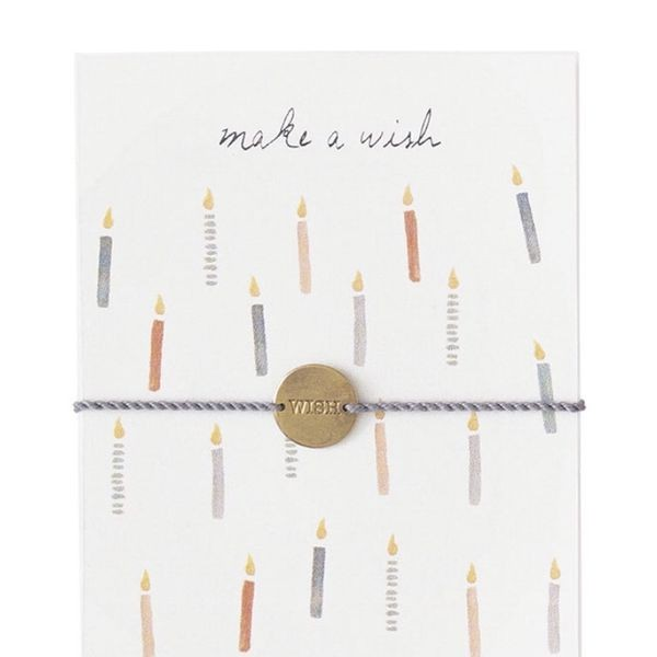 Make a wish - Freundschaftsarmband