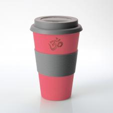 Sooo hübsch - der OM Coffee to go Becher aus Bambus