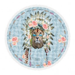 Life is better by the Sea - Chipsy Lion Roundie