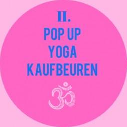 II. Pop Up Yoga Kaufbeuren