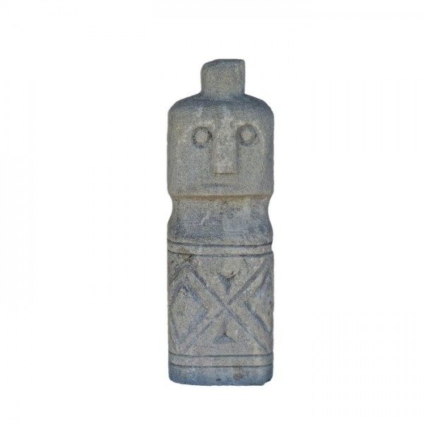 Boho Stein Statue