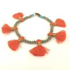 Tassel Armband - Bohemian Schmuck by Herzteil