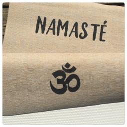 ♥ Namasté ♥ Yogamatte