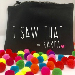 I saw that - Karma Tasche