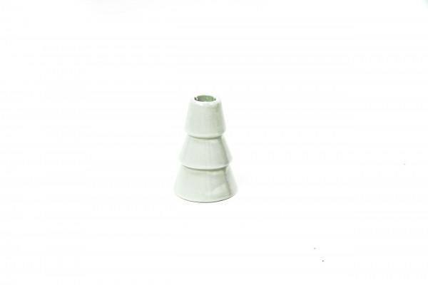 Keramik Kerzenständer mintgrün