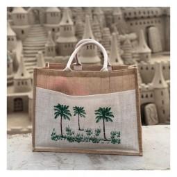 Palm Tree - Bohemian Bag