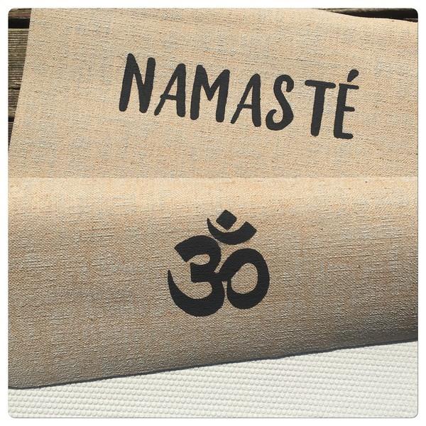 Namasté Yogamatte