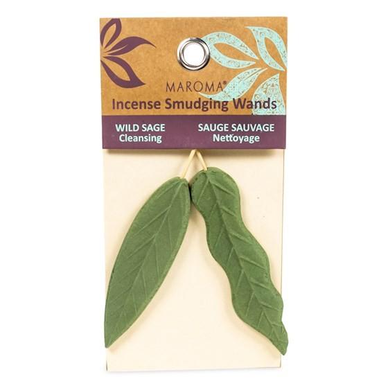 Maroma Fair Trade Smudge Weihrauchblätter Wilder Salbei