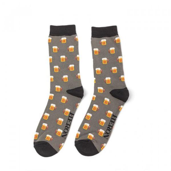 Statt Bierbauch - Bambos Socken für Ihn