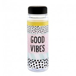 Good Vibes Wasserflasche