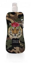 Design Trinkflasche - Tiger Rose
