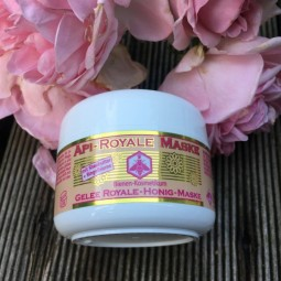 Old Fashioned & toll - Gelee Royale - Honig Maske