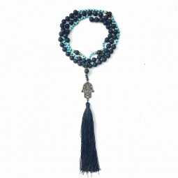 Be Strong And Protected Mala