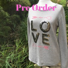 Love is in the air - Pulli mit Cashmere - Preorder S-XL