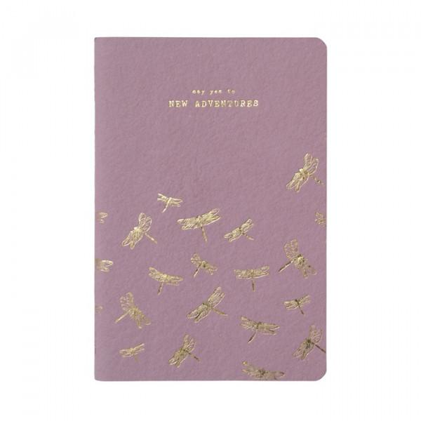 New Adventures Notebook von A Beautiful Story