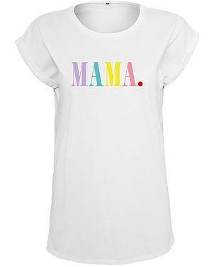 Mini & Me - Mama T-Shirt aus Bio Baumwolle
