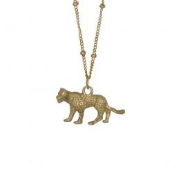 Leopard Halskette - Einzelstück