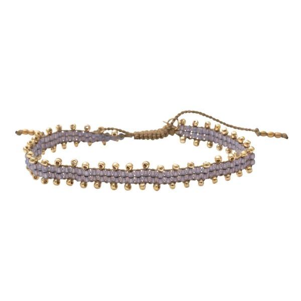 Bohemian Mondstein Armband