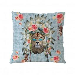 Gypsy Lion Kissenhülle