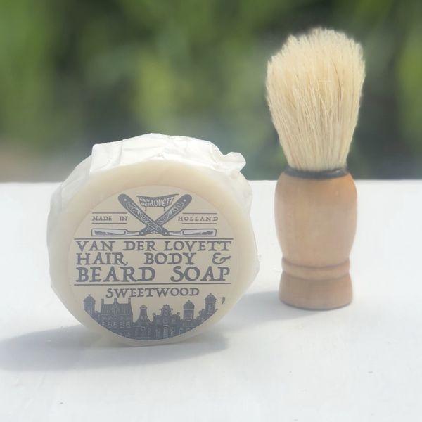 Eine für Alles - Hair, Body & Beard Soap