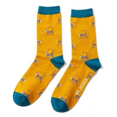 No Boring Socks - Design Männer Bambussocken