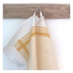 Design Geschirrtuch Yellow Pali