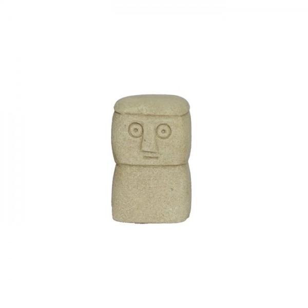Kunst für Alle - kleine Stein Statue