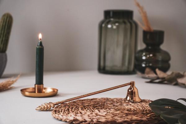 Für Sicherheit beim Kerzenschein - Kerzenlöscher