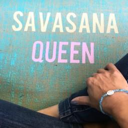 Savasana Queen - Herzteil Yogamatte