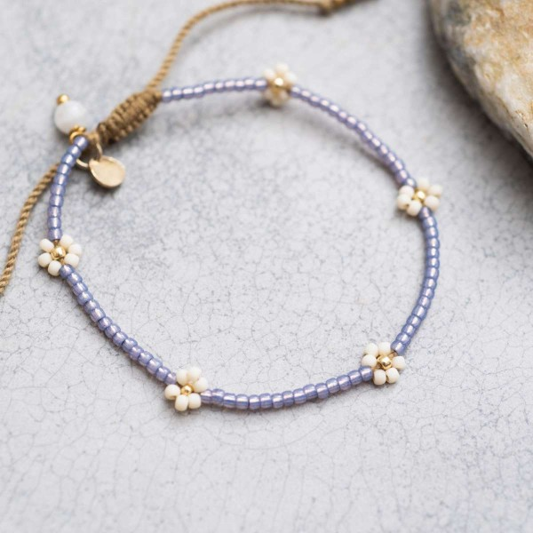 Bohemian Frauenpower Mondstein Armband