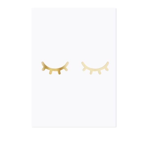 Golden Lashes