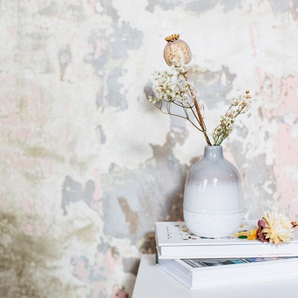 Design Vase bei Herzteil