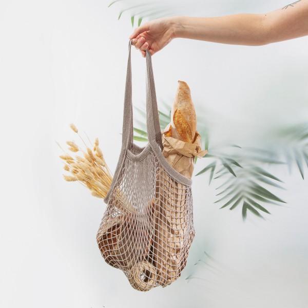 Stylisher Umweltschutz - das Einkaufsnetz