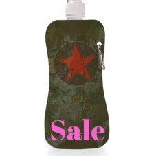 Design Trinkflasche - Army Style - SALE