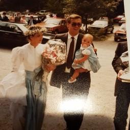 Long time ago..... Unsere Hochzeit