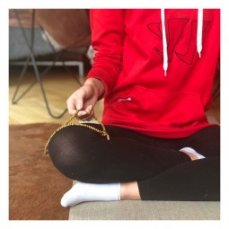 5 Minuten für dich - eine kleine Herzteil Meditation auch für Nicht-Yogis