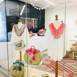 Eine spannende Zeit - der Herzteil Pop Up Laden in Kaufbeuren