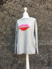 Lips Cashmere Pullover