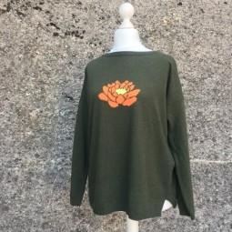 Cashmere Pulli Lotus - Einzelteil