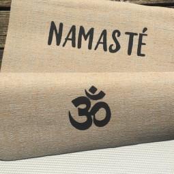 Pure Line - die neuen Design Yogamatten von Herzteil
