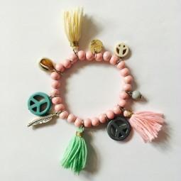 Hübsches Bohemian Armband